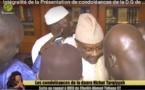 Intégralité de la Présentation de condoléances de la D.G de Hizbut-Tarqiyyah à Tivaouane