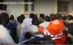 Serigne Bass Abdou Khadre provoque l'hystérie collective à Tivaouane