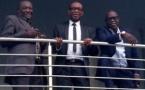 Youssou Ndour et ses fidèles amis Khalifa Sylla et Saint Louis, plus de 40 ans d'amitié inoxydable, de Wembley aux almadies