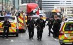 """Attaque """"terroriste"""" à Londres: quatre morts dont l'assaillant, une vingtaine de personnes blessées"""
