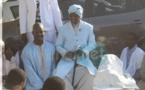 Vidéo-photos : La visite de Serigne Modou Kara à Serigne Cheikh Mbacké Moustapha Massamba