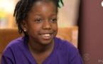 A 8 ans, elle écrit un best-seller sur son petit frère enquiquineur