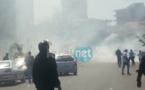 Vidéo - Urgent: Affrontement entre les partisans de Khalifa Sall et les forces de l'ordre au Palais de justice de Dakar...