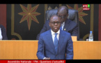 Intervention Birima Mangara, ministre du Budget