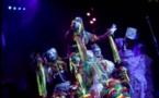 Vidéo- Wally explose le Grand Théâtre avec son « rigou rigou » . Regardez !