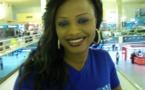 Photos- Mbathio Ndiaye en pleine forme,s'affiche toute souriante!!!
