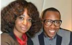 Photos-Adiouza à Paris pour une séance de travail avec les membres de B events