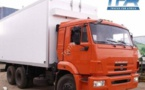 La société russe Kamaz va renouveler le parc des camions frigorifiques du Sénégal