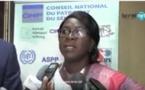 Vidéo-Dieh Mandiaye Ba, directrice nationale de l'état-civil parle de la numérisation ...