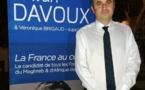 Ervan Davoux candidat pour Les Républicains (LR) dans la 9e circonscription des Français de l'étranger présente son programme