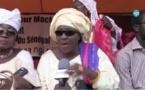 Méga meeting de Khadim Samb à Diourbel: Soda Mama Fall est venue représenter Aminata Tall
