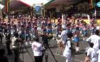 Vidéo 4 Avril de la prestation des Majorettes de Notre-Dame Dakar