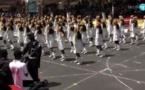 Vidéo 4 Avril de la prestation des Majorettes du lycée Kennedy