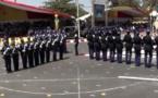 Vidéo 4 avril : le coup de coeur du défilé avec l'Ecole des Officiers de la gendarmerie (EOGN)