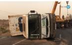 Exclusif : témoin d'un accident rocambolesque à l'entrée de Thiès : Abdou Ndéné Sall rappelle les mesures du conseil interministériel sur la sécurité routière