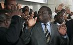 [Vidéo] Tsvangirai à la tête d'un gouvernement d'union