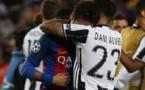 Les larmes de Neymar après l'élimination du Barça