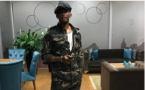 Samuel Etoo, en tenue Militaire