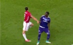 La terrible blessure de Zlatan Ibrahimovic