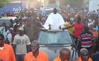 (Vidéo-Vidéo) Forte mobilisation des populations du Nord de Thiès pour soutenir  « leur fils », Idrissa Seck
