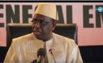 """Le président Macky Sall aux leaders de Benno Bokk Yakar """"nous avons réussit à structuré nos entités"""