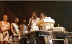Anniversaire, Ndeye Ndack chante pour Wally seck au Dock  Pullman, regardez l'ambiance