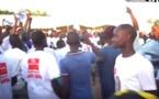 Face-à-face Gackou- Alioune Sarr à Diobass devant la maison du ministre du Commerce