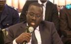 Cheikh Tidiane DIOP SG du Ministère de l'écomomie des Finances et du plan parle de la journée des filles avec NTIC