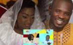 """Vidéo: Bijou Ndiaye raille Pape Cheikh Diallo  après son mariage avec Kya : """" Yéwouleen nguén di..."""""""