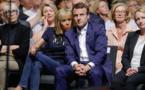 Les époux Macron passionnent les réseaux sociaux en Chine