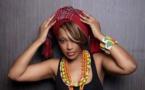 Viviane Chidid tout en couleurs, une  belle africaine
