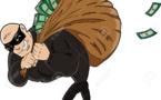 Le voleur, le braquage et le directeur de banque