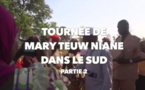 Vidéo : Tournée de Mary Teuw Niane, ministre de l'enseignement supérieur dans le sud (2ème Partie)