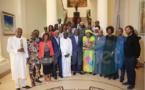 PHOTOS: Le Président Macky Sall a réaffirmé son engagement à soutenir et accompagner les cinéastes