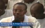 Vidéo-Magal Darou 2017, Serigne Bass : «Ce que Serigne Saliou disait de Mame Thierno Ibra Faty »