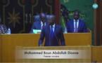 Le PM Mahammed Bou Abdallah Dionne fait le cours magistral à la présidente Aïda Mbodj