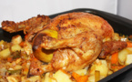 Sanex et le plat de poulet à mourir de rire !!!