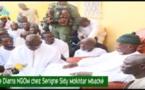 Mame Diara Ngom reçu par le khalif Général des mourides