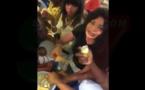 """Vidéo: Regardez comment Soumboulou et ses fans """"clôturent la saison à la plage..."""""""