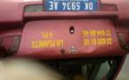 Accident à hauteur de Nord Foire: Un véhicule de l'auto-école « La Planète » dérape et  fait  2 blessés légers- Mis à jour