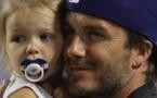 David Beckham crée une grosse polémique sur la toile pour un geste affectif. Photo!