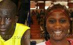 ROI ET REINE DE LA SAISON DE BASKET 2009  El Hadji Malick Ndiaye (Duc) et Diané Guèye (Sibac) montent sur le trône