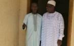 5 photos : Macky Sall présente ses condoléances à Cheikh Amar suite au décès de son fils Serigne Saliou