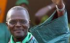 """[VIDEO] Ousmane Tanor Dieng tresse des lauriers à Idy : """"Idrissa Seck est un garçon qui a du talent, c'est incontestable"""""""