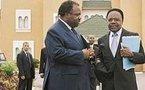 Le Parti Démocratique Gabonais au pouvoir choisit Ali Bongo comme candidat