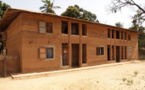 Photos-Casamance : Des maisons en R+1 sans fer ni ciment, suscitent la curiosité