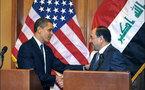 Irak: le Premier ministre Maliki reçu pour la 1e fois à la Maison Blanche