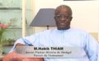 """Quand Habib THIAM lisait son """"testament"""" à la jeunesse sénégalaise"""