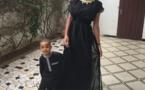 Photos : Léa Soukeyna Ndiaye, la fée et le petit garçon
