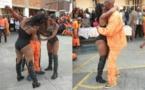 Un strip-tease en prison, fait scandale en Afrique du Sud